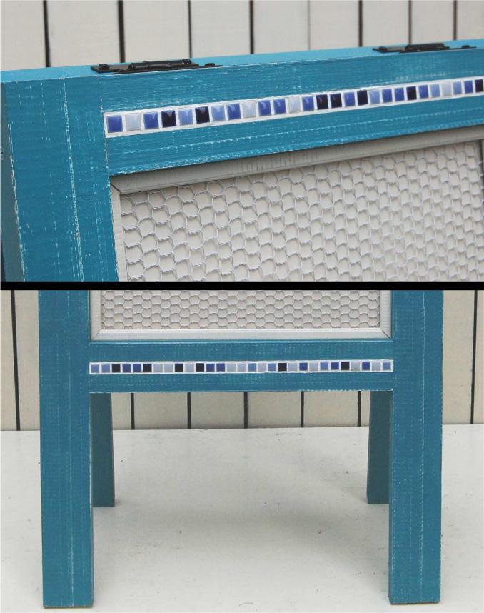 画像1: トッピング-tile(上下段1列)×両面